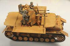 """Tamiya 1:35 Flakpanzer IV """"Möbelwagen"""" Deutsche Wehrmacht #11 - Schmutz/Mängel"""