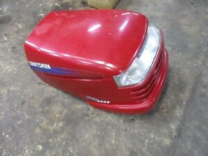CRAFTSMAN DYT4000 DYT   COMPLETE HOOD HEADLIGHT GRILL