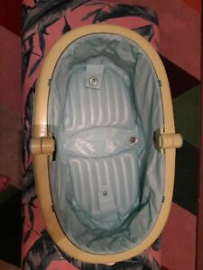Space-saving /travel Inflatable Baby Bath Tub-mothercare. Fab condition.Free p&p