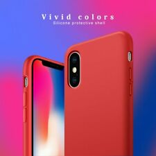 Official With LOGO Silicone Case For iphone 8 plus,XR,XS,XS max,11,pro,max, SE,X