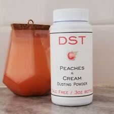 Peaches And Cream Scented Body Dusting Powder 3oz