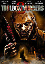 Toolbox Murders 2 DVD Brand New factory sealed