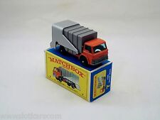 Matchbox Lesney # 7 Ford Camion Poubelle - Refuse truck  neuf/boîte (#MBB)