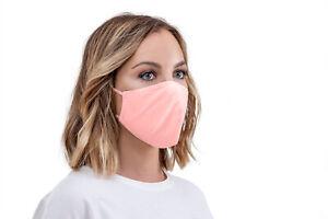 Cascada FFP2-Maske rosa  ePTFE-Technologie, zugelassen CE0370 EN149:2001+A1:2009