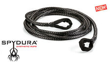 """Warn 3/8"""" x 50' Spydura Synthetic Extension Rope 10000 lb Capacity Winch"""