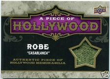 HOLLYWOOD SYDNEY GREENSTREET CASABLANCA ROBE RELIC UD POH PIECE HISTORY BOGART