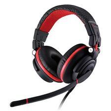 ThermalTake TT eSports Dracco Captain Black + Red Headset - HT-DRC009ECRE