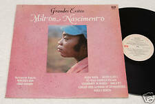 Milton Do Nascimento: Lp-Grandes Exitos-Original Crimson