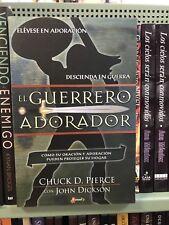 El Guerrero Adorador : C�mo Su Oraci�n y Adoraci�n Chuck Pierce (Autor) , Jhon D