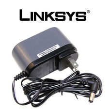 OEM Linksys 12V AC Adapter Power Supply Charger AD12V/1A-SW for Router DSL Modem