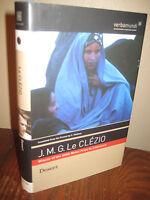 1st Edition Desert J.M.G. Le Clezio Nobel Prize First Printing Fiction Classic