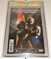 Amazing Spider-Man #1 Dell'Otto Variant Signed STAN LEE 1st Day of Issue Release