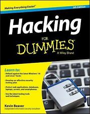 Hacking For Dummies [For Dummies [Computer/tech]] , Beaver, Kevin