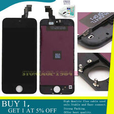 For Black iPhone 5C Screen LCD Display Digitizer Full Assembly Replacement Part