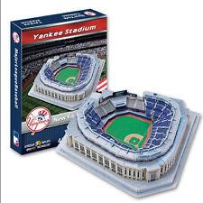 MLB New York Yankee Stadium Souvenir Major League Baseball 3D Puzzle Model
