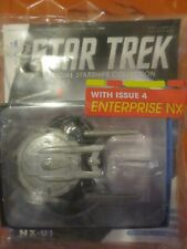 Star Trek Eaglemoss ~ ISSUE 4 ~ ENTERPRISE NX-01 ~ FACTORY SEALED