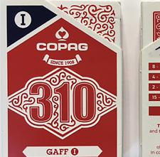 Copag 310 Gaff Playing Cards