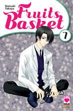 manga  FRUITS BASKET N. 7 - nuovo panini planet