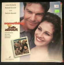 SOMETHING TO TALK ABOUT Laserdisc LD [14217] NEW/SEALED