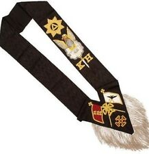 Masonic Rose Croix 30 Degree Sash (high Quality ) New