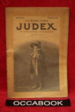LES ROMANS CINEMA - JUDEX -  EPISODE 7 - LA FEMME EN NOIR