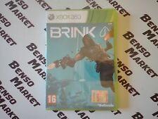 BRINK - FPS SHOOTER ONLINE - MICROSOFT XBOX 360 - PAL ITALIANO - NUOVO SIGILLATO