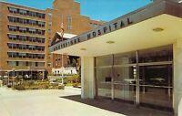 NY - MONTEFIORE HOSPITAL - Jewish Philanthropies c1960 Dexter Press postcard H01