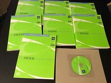 The SHRM Learning System 2005 Version Modules 1-6, Disc and Supplement Study