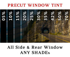 PreCut All Sides & Rear Window Premium Film Any Tint Shade % for Mazda 3 Sport