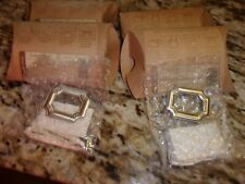 New ListingLongaberger Set Of 4 Rectangle Canister Tie On New In Packages
