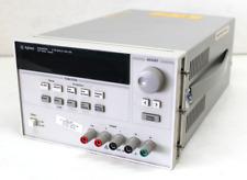 Agilent E3633A DC Power Supply, 0-8V, 20A/0-20V, 10A