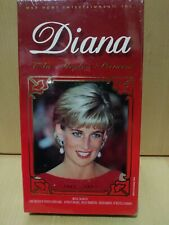 Diana: The Peoples Princess (VHS, 1997)