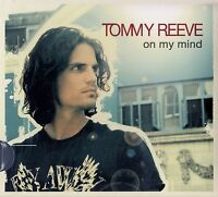 TOMMY REEVE : ON MY MIND / CD (RE-RELEASE - LIMITED PUR EDTITION) - NEU
