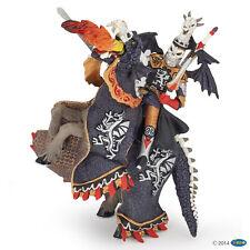 Guerrero dragón y caballo (dragón) 17 cm Fantasy Papo 36000