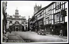 UK~ 1940's LUDLOW~The Buttercross ~ Broad Street