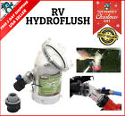 RV Parts And Accessories Holding Tank Black Water Flush Sewer Camper Trailer