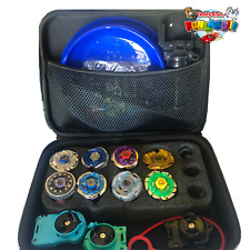 Beyblade metal Fusion 8 Pack COMBO SUPER SET!!!