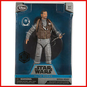 Bodhi Rook Elite Series die-cast Figure (NEW) ROGUE ONE: A Starwars Story