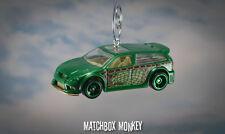 Reptile Hatchback Racer Christmas Ornament 1/64 Snake Skin Golf Civic Subaru