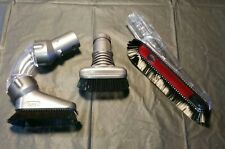 3 Vacuum Attachment Tools for Dyson Crevice Upholstery Dusting Brush