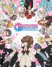 A Brothers Conflict: The Complete Series + OV (Blu-ray Disc, 2016, 5-Disc Set, …