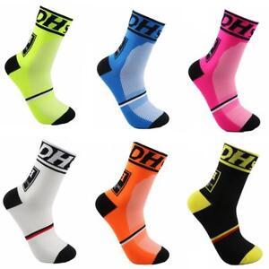 Sports Cycling Socks Professional Sport Breathable Bike Outdoor Racing Men Women