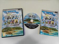 TROPICO EDICION COLECCIOSISTA 5 X JUEGO PC DVD-ROM ESPAÑOL FX INTERACTIVE KALYPS