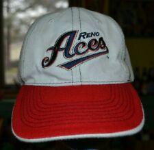 Reno Aces Minor League Adjustable Baseball Hat Cap Nice NV PCL Diamondbacks