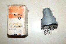 1962 Cadillac Ser. 75 Fleetwood and Comm Chassis NOS Delco-Remy Ignition Switch