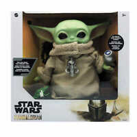 Star Wars The Mandalorian, The Child Plush with Accessories  Baby Yoda