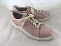 Samuel Hubbard Fast Womens US 9.5 M Eur 41 Pale Pink Sneakers Shoes Vibram Sole