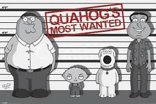 TV 2623 FAMILY GUY CHARACTER COLLAGE POSTER 24x36