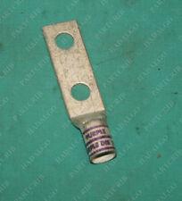 Burndy, YAV28L-2NTC-FX,  Compression Lug Crimp Fitting Purple Die Hylug 4/0 NEW