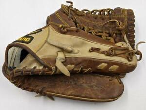 "Mizuno Classic Pro Soft Leather Baseball Glove GCP79S Right Hand Throw 12-3/4"""